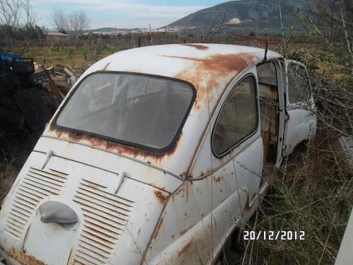 Auto da restaurare for Cianografie d epoca in vendita