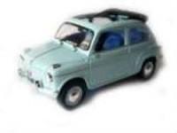Fiat 600 1° serie trasformabile