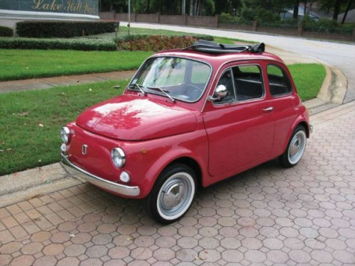 Vendo Fiat 500 L D Epoca