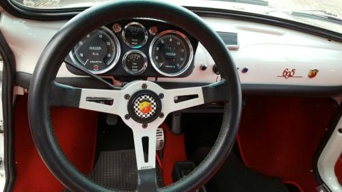 Fiat 500 D Epoca Replica Abarth