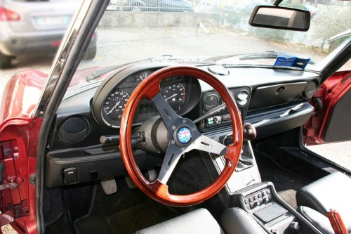 X on 1990 Alfa Romeo Spider